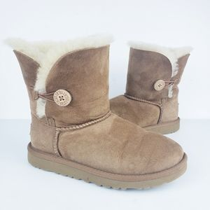 UGG Bailey Button Short Boots
